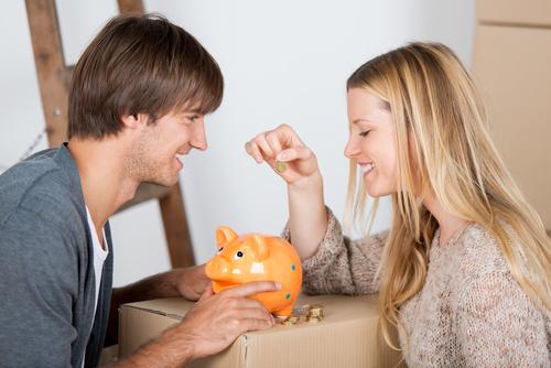 Poupar dinheiro em casa