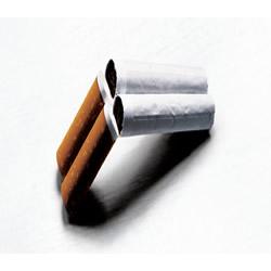 Dinheiro a poupar deixando de fumar
