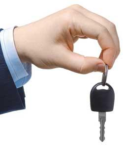 compra de um automóvel